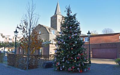 """Weihnachtswunschbaum diesmal """"open air"""